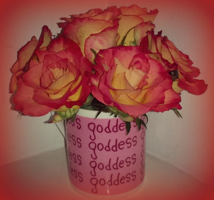 The year of the Goddess: YOU!