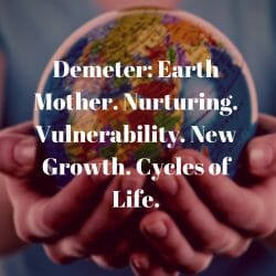 Demeter: Taking Care of You (Video Series)